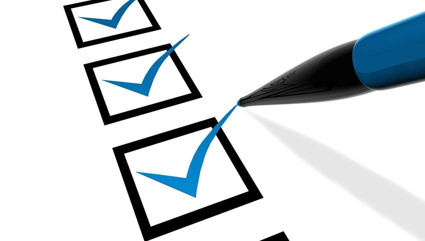it checklist